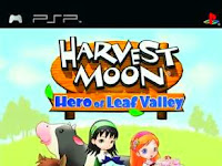 Save Data Game Harvest Moon: Hero Of Leaf Valley (Emu)