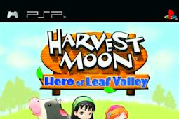 Download Soudtrack/Lagu Lengkap Harvest Moon Hero Of Leaf Valley