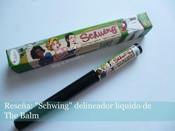 "Reseña: ""Schwing"" delineador liquido de the Balm"