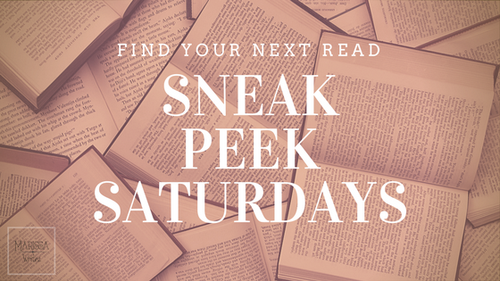 Find your next favorite book with Sneak Peeks!