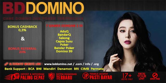Cara Menang Judi Domino Online BdDomino