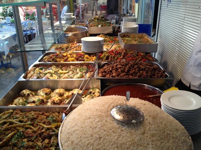 İzmir Yeme İçme bizim lokanta
