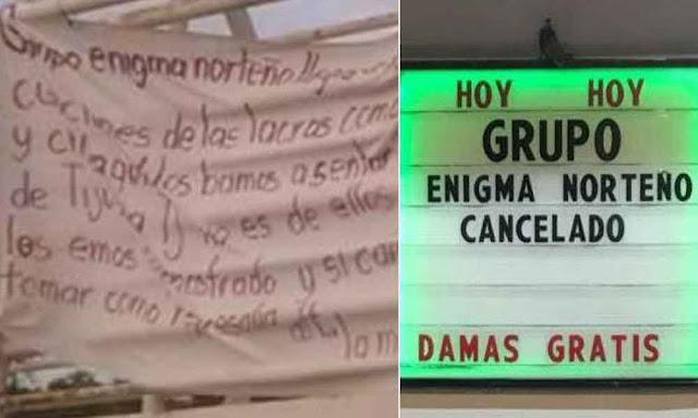 """Enigma Norteño alerta tras aparición de """"narcomanta"""""""