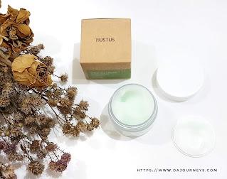 Review Mustus Chlo Gel Cream