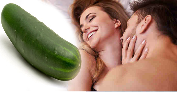 Using Cucumber As Sex Toy