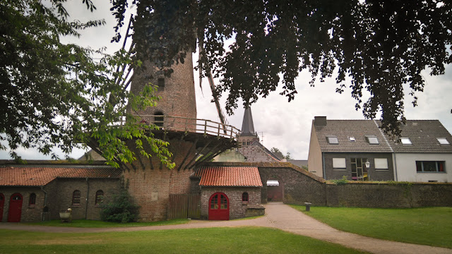 Moara lui Siegfrid; Xanten, Germania
