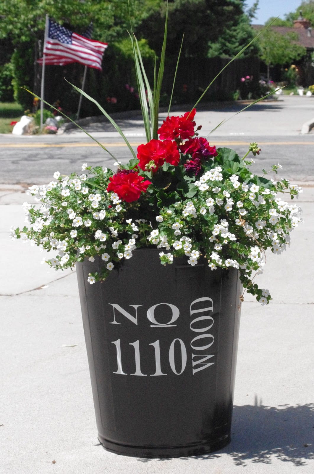 The Project Spot Garbage Can Planter
