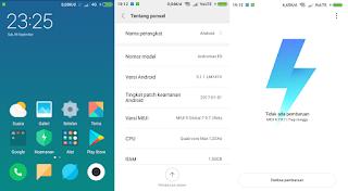 Download Custom Rom MIUI 9 Global Beta 7.9.7 Andromax ES C46B2G