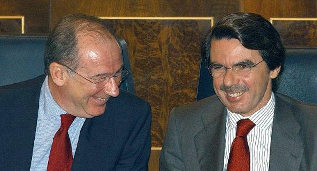 Rato y Aznar