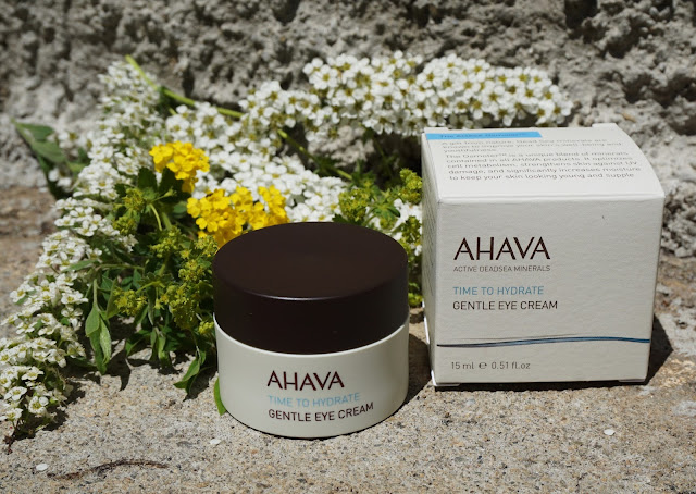 Review: AHAVA - Time to hydrate - Gentle Eye Cream