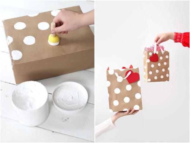 hediye-paket-kağıdı-yapımı