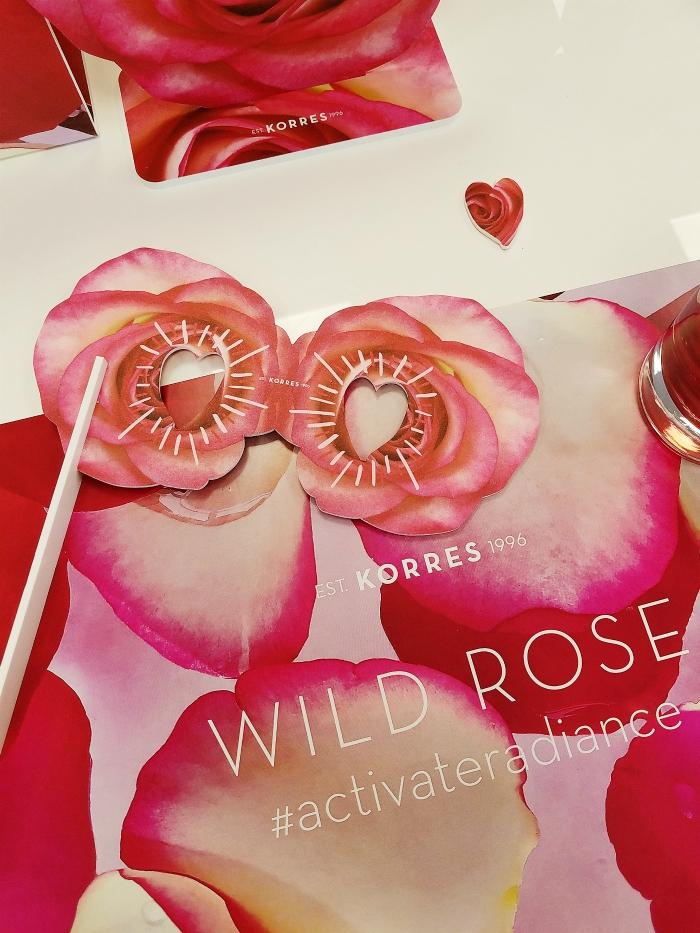 KORRES Wild Rose Deutschland Re-Launch mit neuen Produkten 2