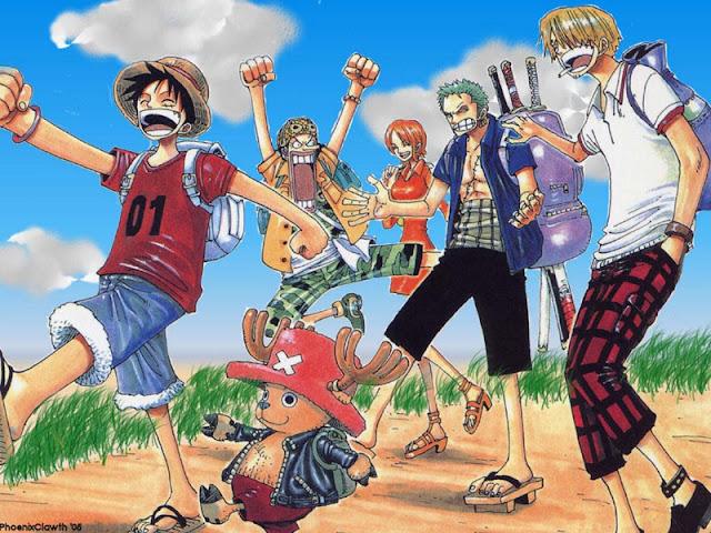 Foto One Piece Terbaru dan Video One Piece