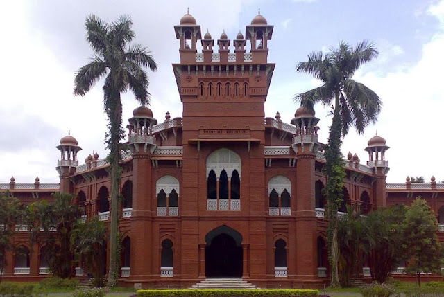 Sample of British architecture in Bangladesh