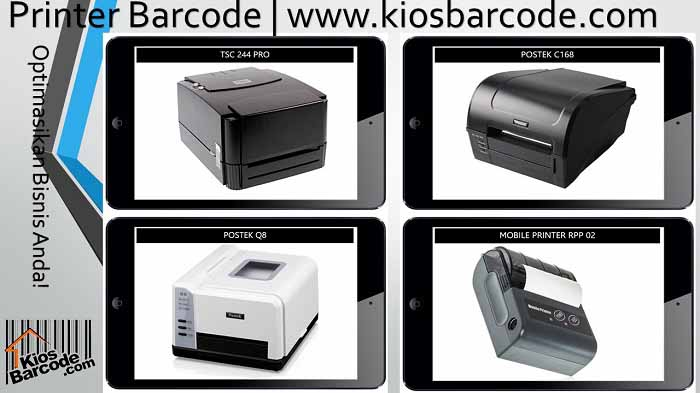 printer barcode kiosbarcode