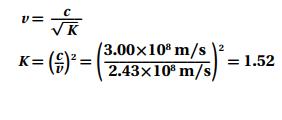 إذا كان ثابت العزل الكهربائي للماء 1.77 فما مقدار سرعة انتقال الضوء في الماء 3