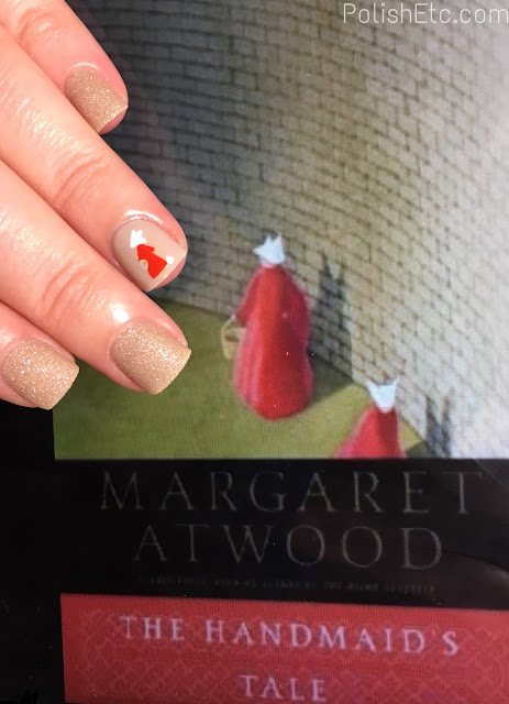 Inspired by a Book for the #31DC2017Weekly - McPolish - The Handmaid's Tale