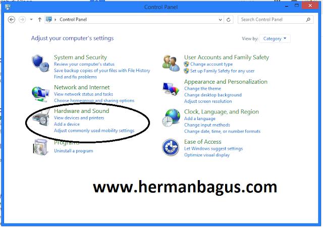 Cara Memunculkan Menu Hibernate Pada Windows 8 Hermanbagus