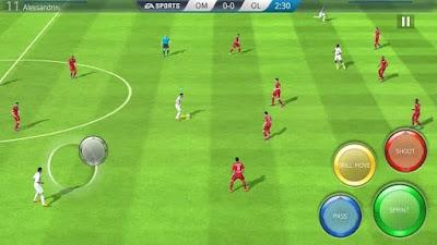 Game Fifa 2016