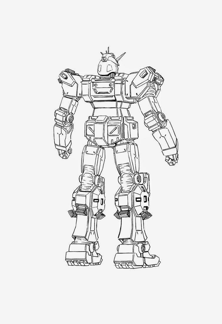 GUNDAM GUY: Mobile Suit Gundam Thunderbolt: Mecha Artwork