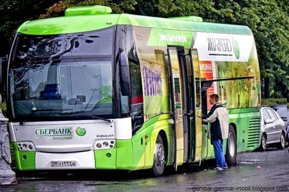 Foto modifikasi mobil bus pariwisata l300 mini bus ceper