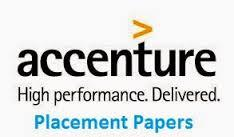 Placement Process for Freshers Accenture - Questions Asked