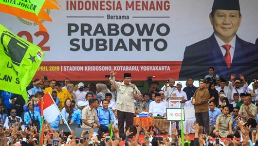 Pendukung Prabowo Diajak Boikot Pajak, Netizen Meradang