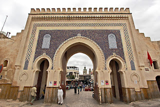 Bab Boujload - Fez