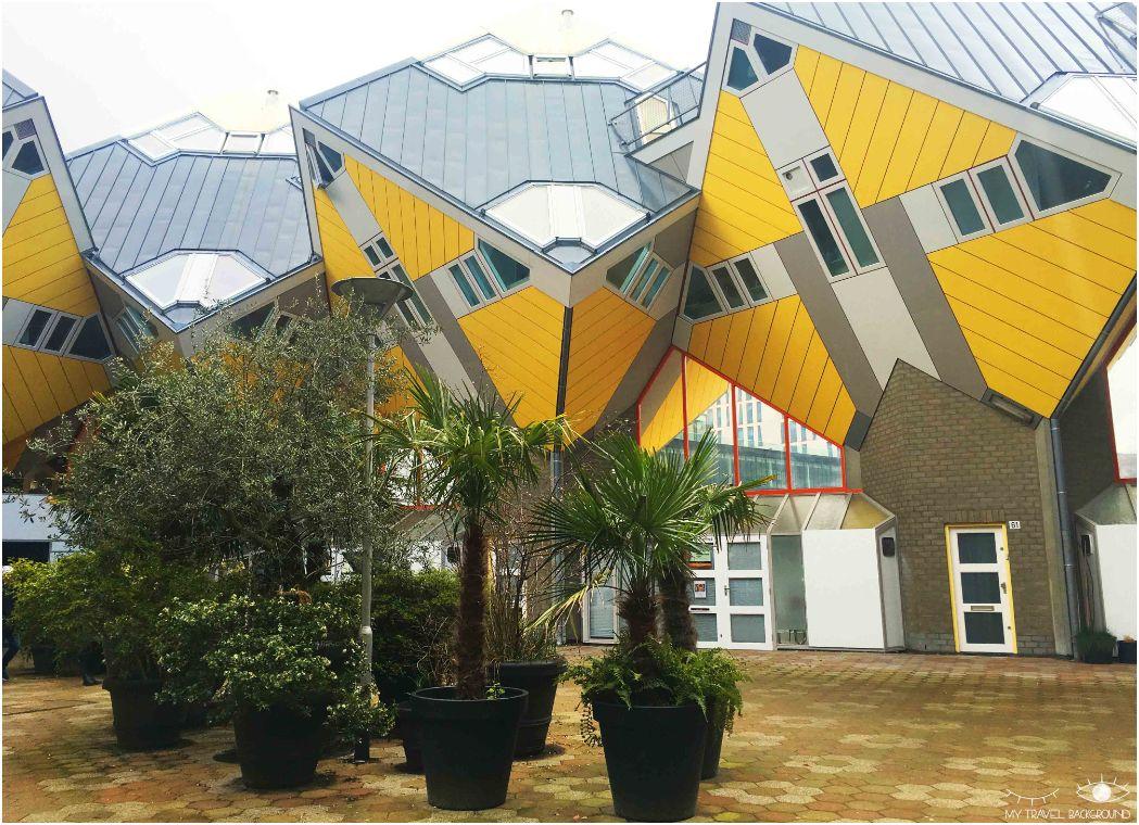 My Travel Background : pourquoi je suis tombée amoureuse de Rotterdam - Les maisons cubes