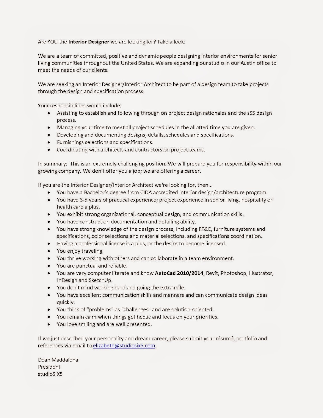 Dynamic cover letter openings for How to write a dynamic cover letter