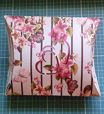 Foto und Umsetzung der Pillow Box: helweg1