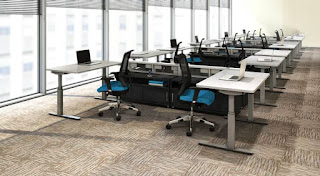 Mayline Ergonomic Furniture Solutions