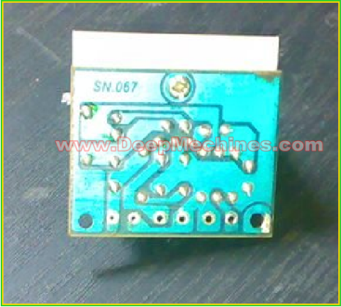 Kit Pengganti Audio Amp TV Boomer Mini 100W Scorpion (SN.067)
