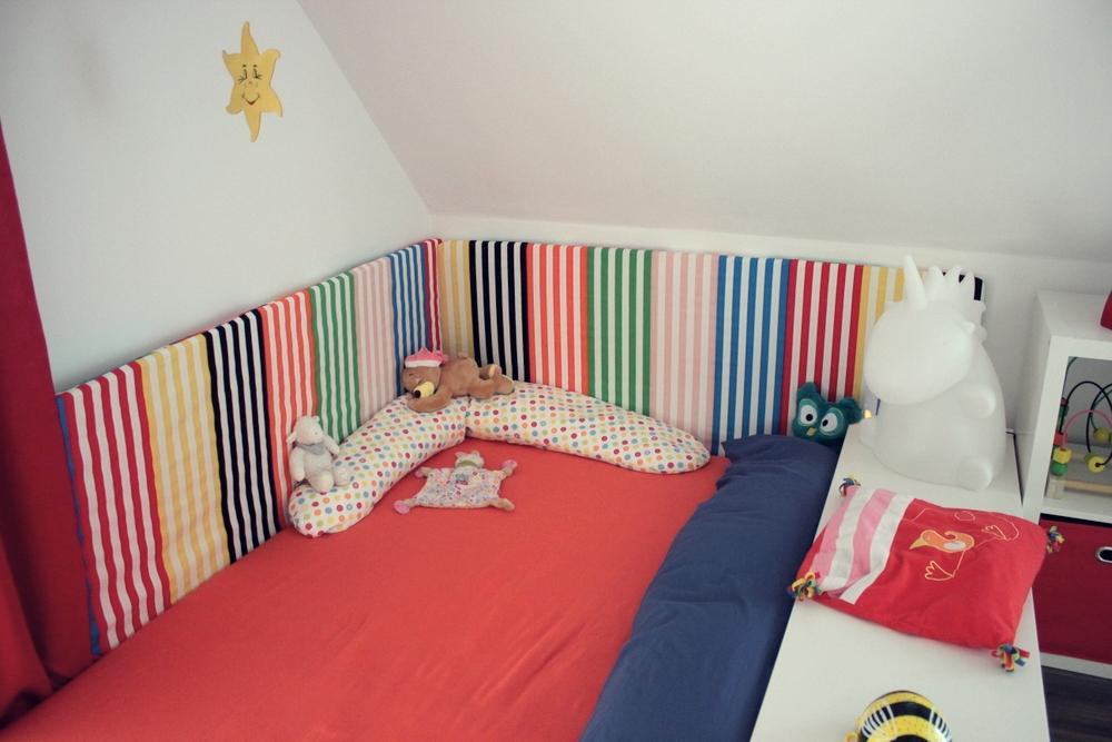 Matratzenlager kinderzimmer  Bye Bye Gitterbett, Hallo Bodenbett - EINFACH INA