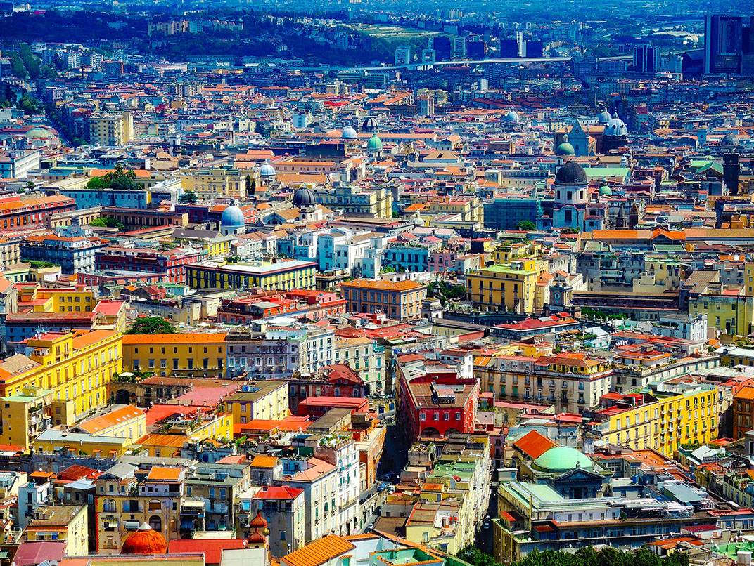 Que hacer en Nápoles visitas imprescindibles  vista