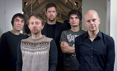 Band Alternative Rock Barat Terbaik Radiohead