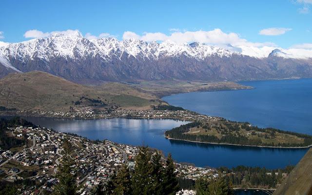 imagem de Queenstown – Nova Zelândia