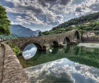 The Candelabra of Italy  Ponte della Maddalena Mozzano Borgo a Mozzano Maddalena 057ada