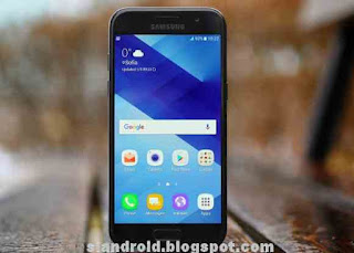 Smartphone samsung galaxy 3 2017