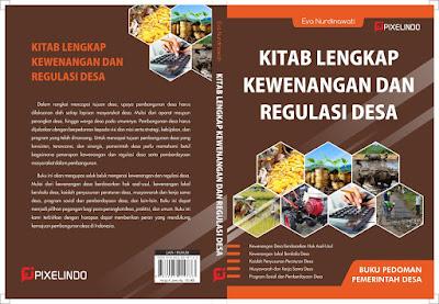 Buku Kitab Lengkap Kewenangan dan Regulasi Desa