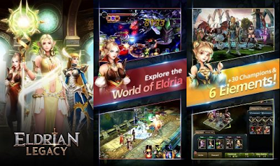 Eldrian Legacy MOD Unlimited Money v1.34 Apk Terbaru Gratis