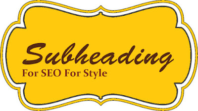 Manfaat Subheading H3 Untuk Blog - Seo On Page