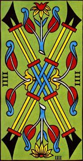 quatre de bâton