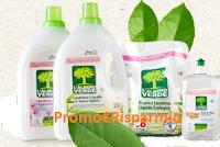 Logo Commenta e vinci gratis un prodotto L'Albero Verde