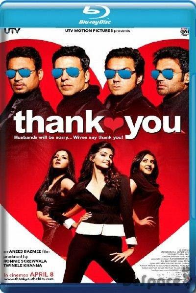 Thank You 2011 BluRay 480p 350mb