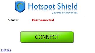 Anonymous VPN Service hotspot shield
