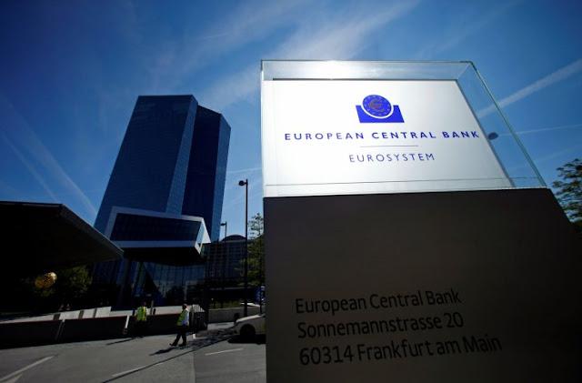 """ECB ( European Central Bank ) mengatakan akan menyiapkan sistem pembayaran instan di zona euro yang memungkinkan konsumen dan perusahaan mengirim uang """"dalam hitungan detik""""."""