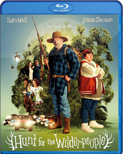 Hunt for the Wilderpeople [2016] [BD25] [Español]