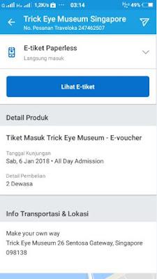 Pengalaman dan Keuntungan Beli Tiket Atraksi di Traveloka