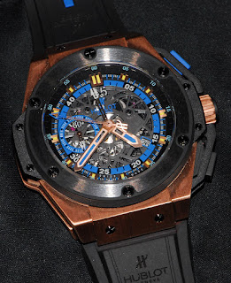 Montre Hublot King Power Euro 2012 Ukraine